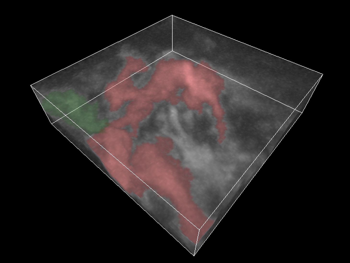3D scatter and volume rendering viewers — Glue 0 15 5
