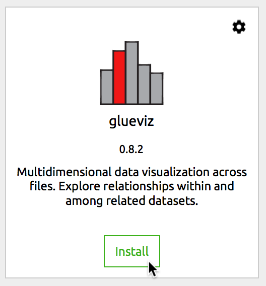 Anaconda Python Distribution (Recommended) — Glue 0 15 5