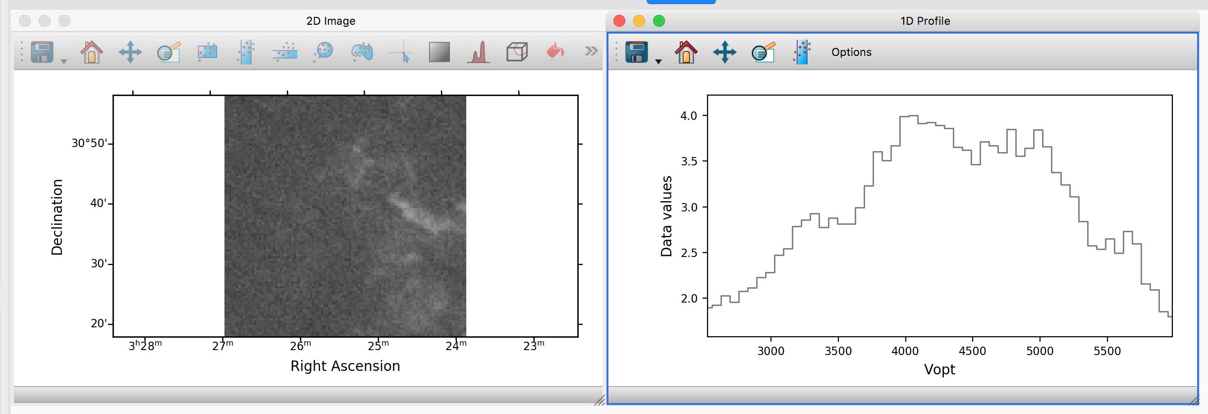 Profile Viewer — Glue 0 15 5 documentation